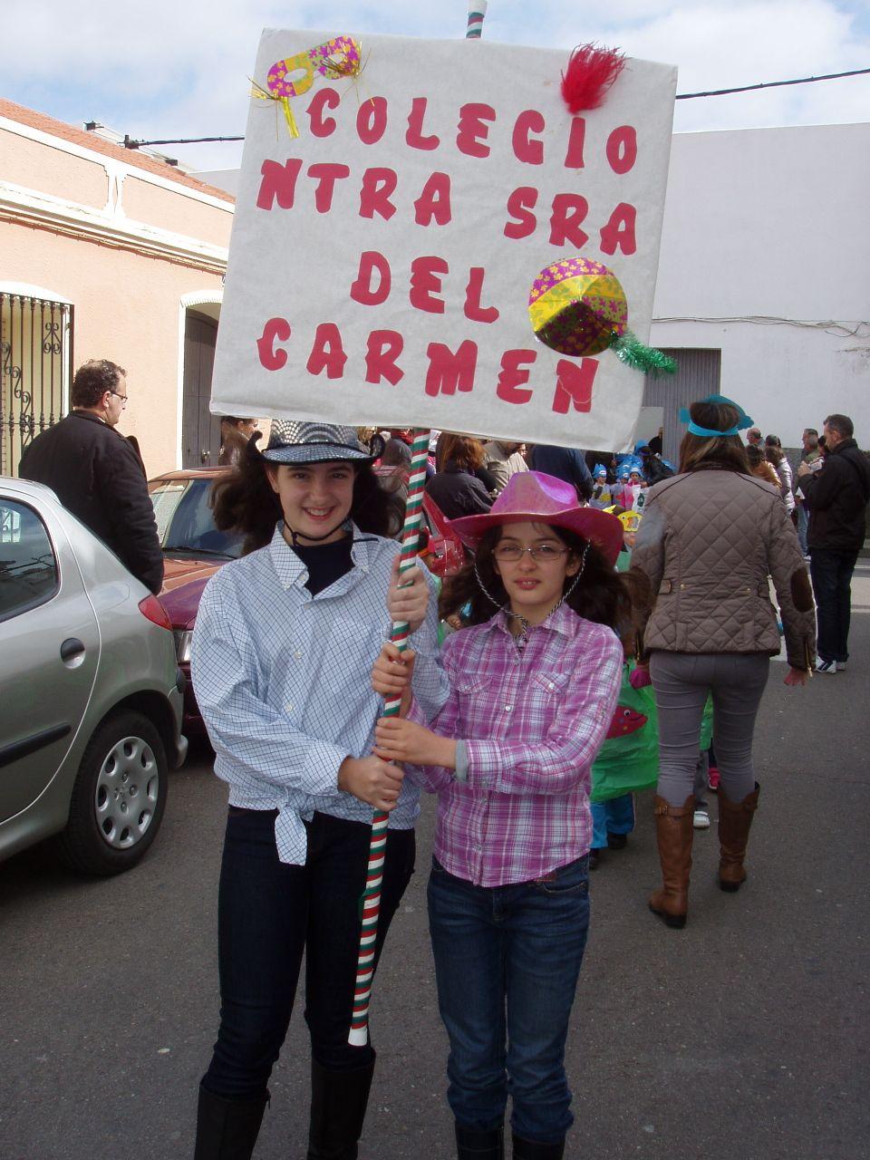 Carnaval Colegio Ntra. Sra. del carmen