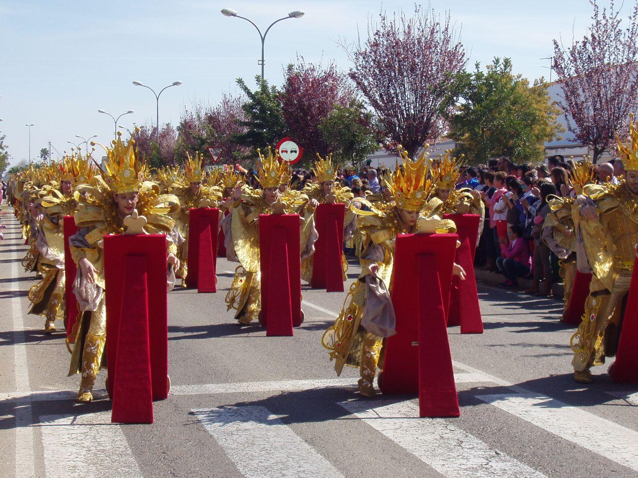II Convivencia carnavalera Puebla Sur